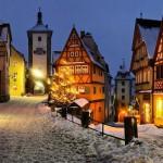 Новогодние и рождественские традиции в Германии