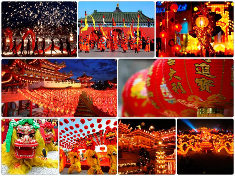 Когда начинается китайский Новый год 2017. Дата.