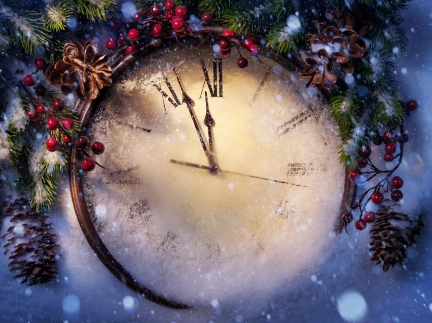 Двенадцать дней в новом году