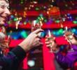Новогодняя «Территория» для корпоративных банкетов